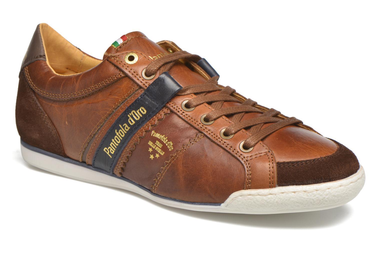 Sneaker Pantofola d'Oro Pesaro Piceno Low Men braun detaillierte ansicht/modell