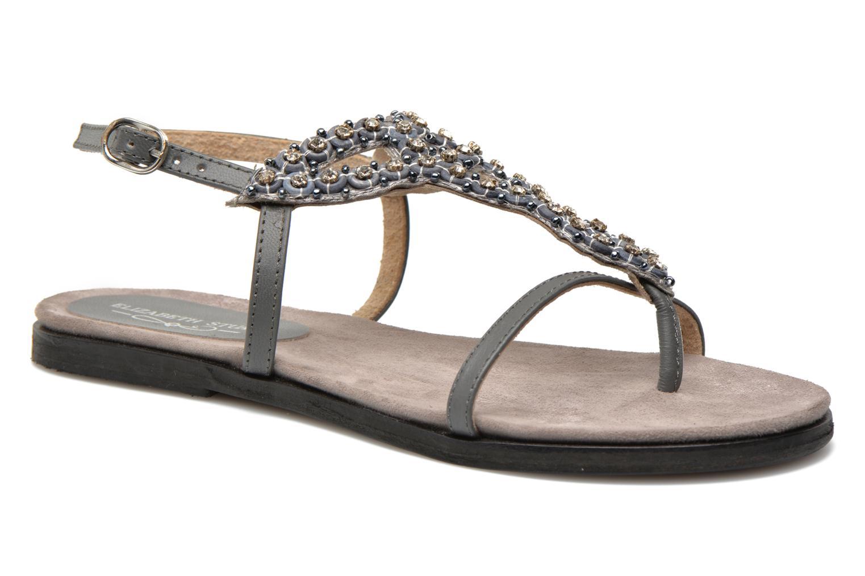 Sandales et nu-pieds Elizabeth Stuart Finco 688 Gris vue détail/paire