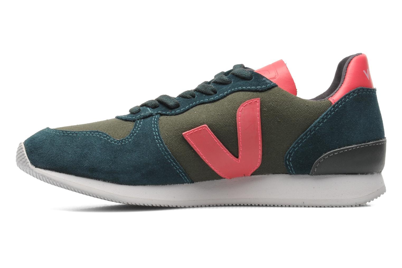 Sneakers Veja Holiday W Groen voorkant