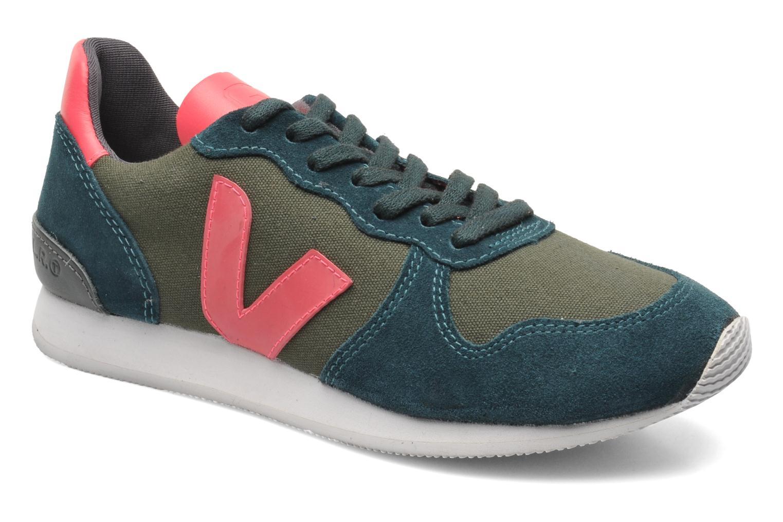 Sneakers Veja Holiday W Groen detail