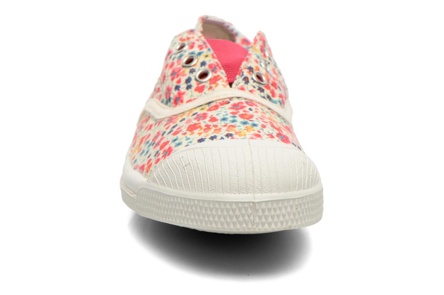 Sneakers Bensimon Tennis Elly Liberty E Multicolore modello indossato