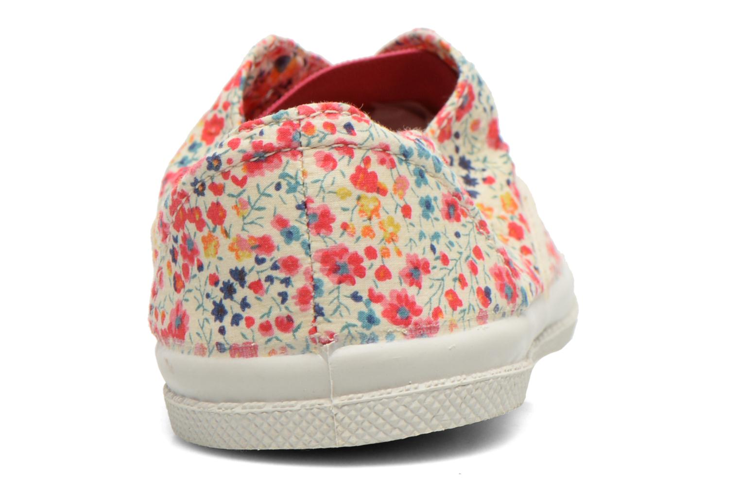 Sneakers Bensimon Tennis Elly Liberty E Multicolore immagine posteriore