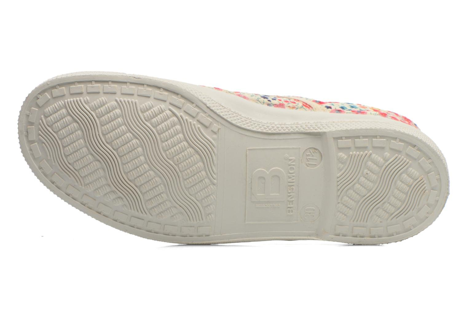 Sneakers Bensimon Tennis Elly Liberty E Multicolore immagine dall'alto