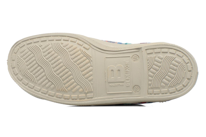 Sneakers Bensimon Tennis Elly Liberty E Multicolor boven