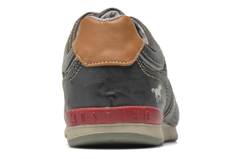Sneakers Mustang shoes Maoam Grijs rechts