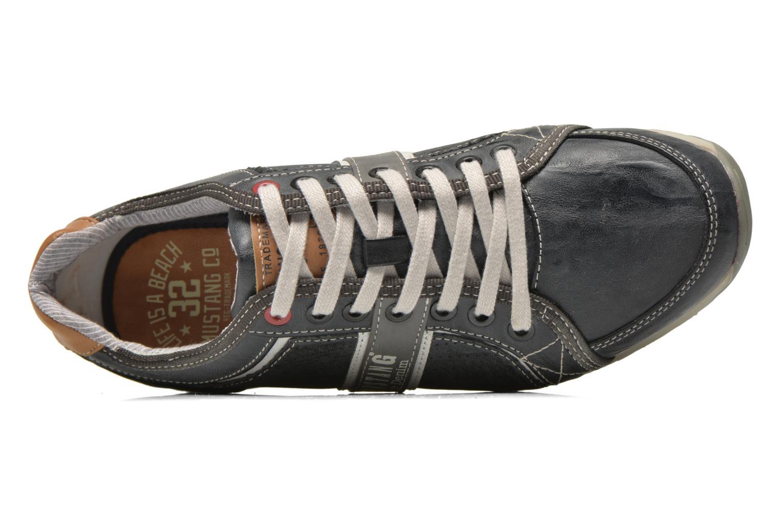 Sneakers Mustang shoes Maoam Grijs links