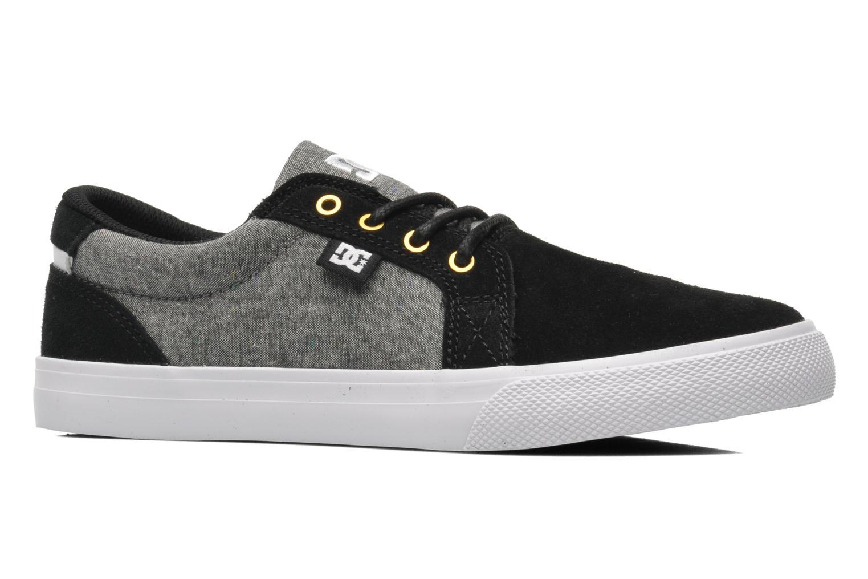 Sneaker DC Shoes Council Se W schwarz ansicht von hinten