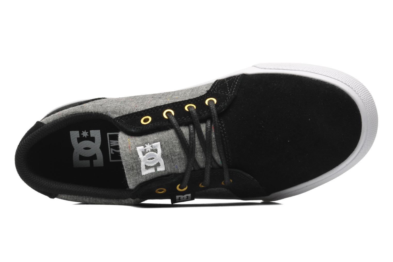 Sneaker DC Shoes Council Se W schwarz ansicht von links