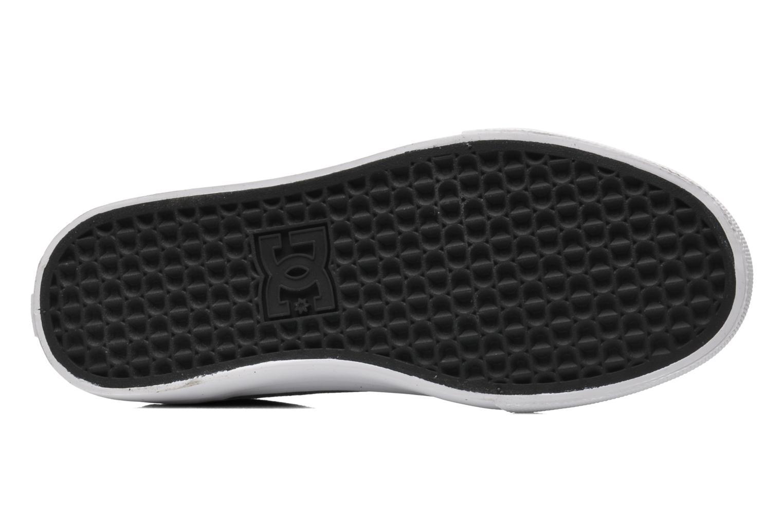 Sneaker DC Shoes Council Se W schwarz ansicht von oben