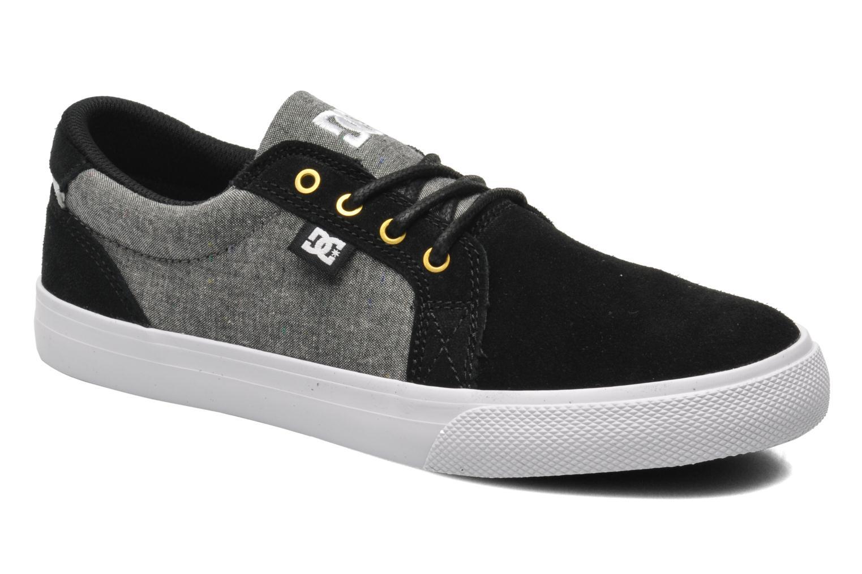 Sneaker DC Shoes Council Se W schwarz detaillierte ansicht/modell