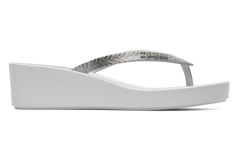 Zehensandalen Ipanema Art Deco grau ansicht von hinten