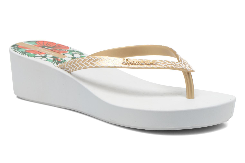 Art Deco White/gold