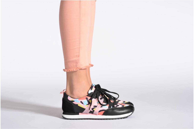 Sneaker Aldo Saowia mehrfarbig ansicht von unten / tasche getragen
