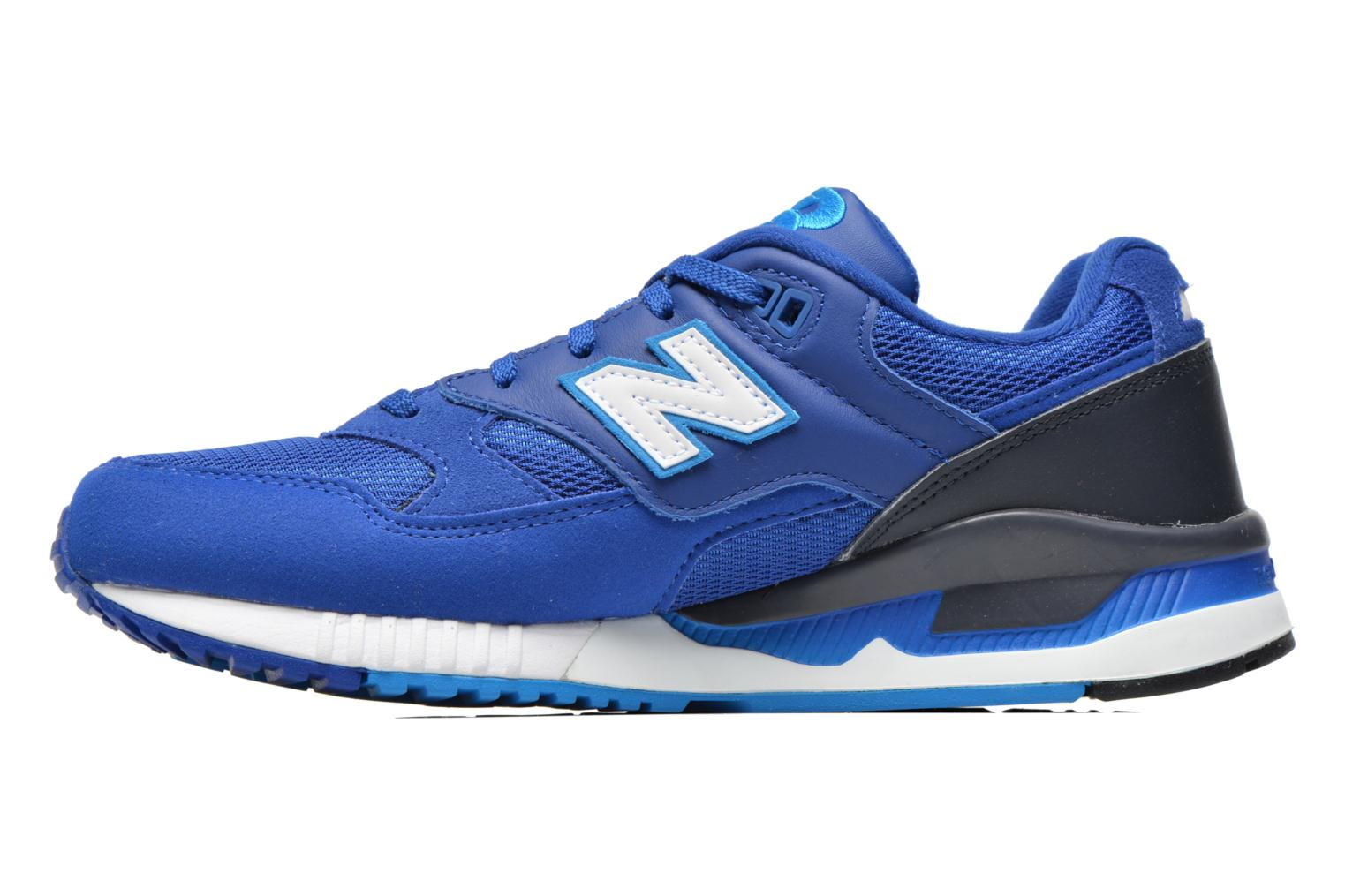 Baskets New Balance M530 Bleu vue face