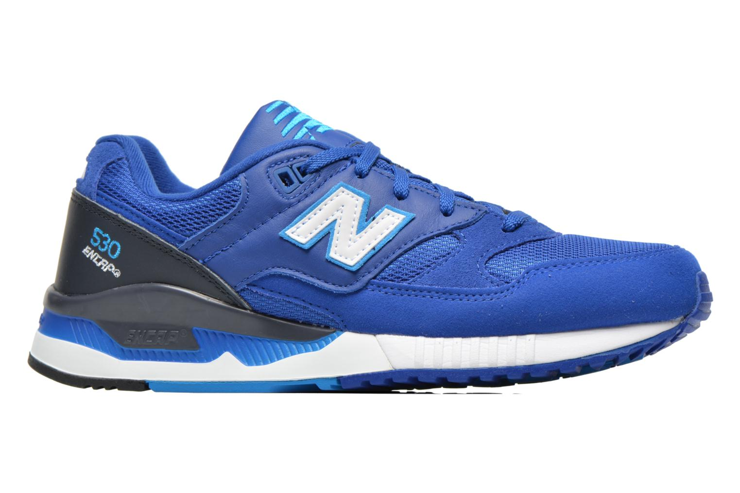 Sneakers New Balance M530 Blauw achterkant