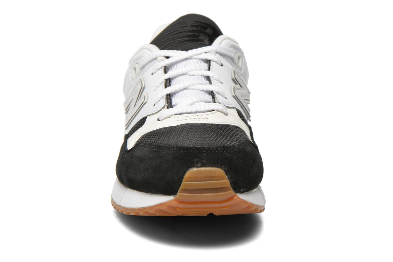 Baskets New Balance M530 Noir vue portées chaussures