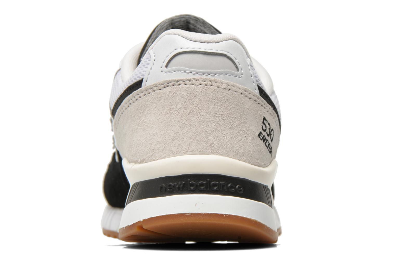 Baskets New Balance M530 Noir vue droite