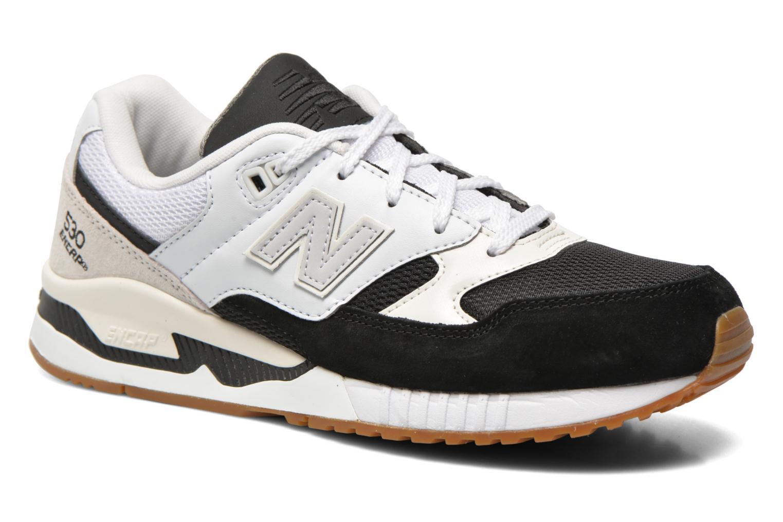 new balance m530 zwart