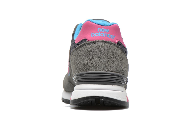 Sneaker New Balance WL565 grau ansicht von rechts