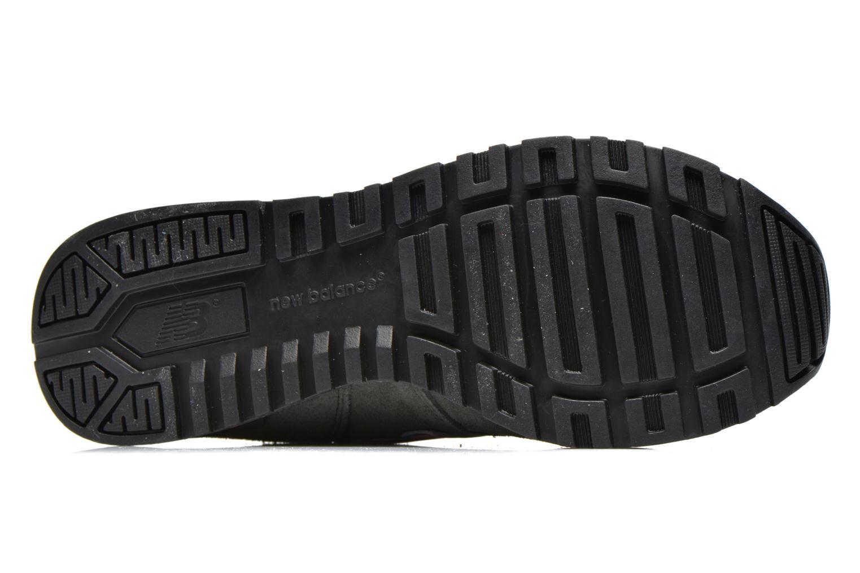 Sneaker New Balance WL565 grau ansicht von oben