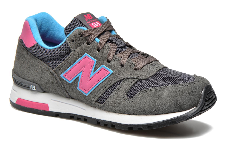 Sneakers New Balance WL565 Grijs detail