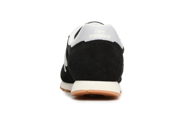Baskets New Balance ML373 Noir vue droite