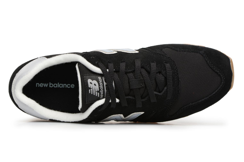 Baskets New Balance ML373 Noir vue gauche