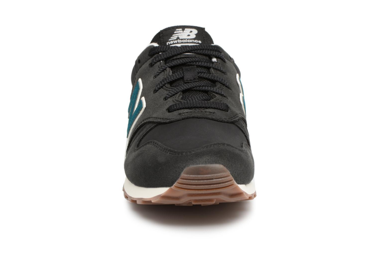 Sneaker New Balance ML373 schwarz schuhe getragen