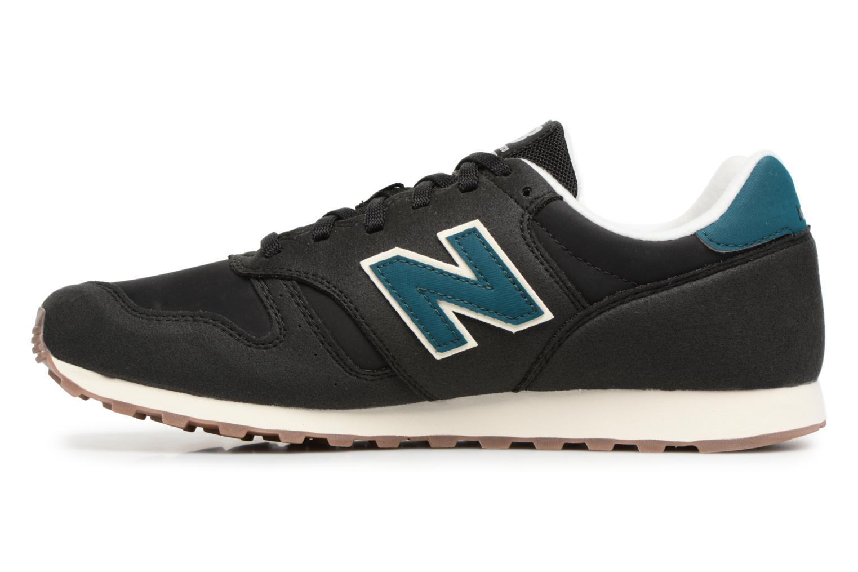 Sneaker New Balance ML373 schwarz ansicht von vorne