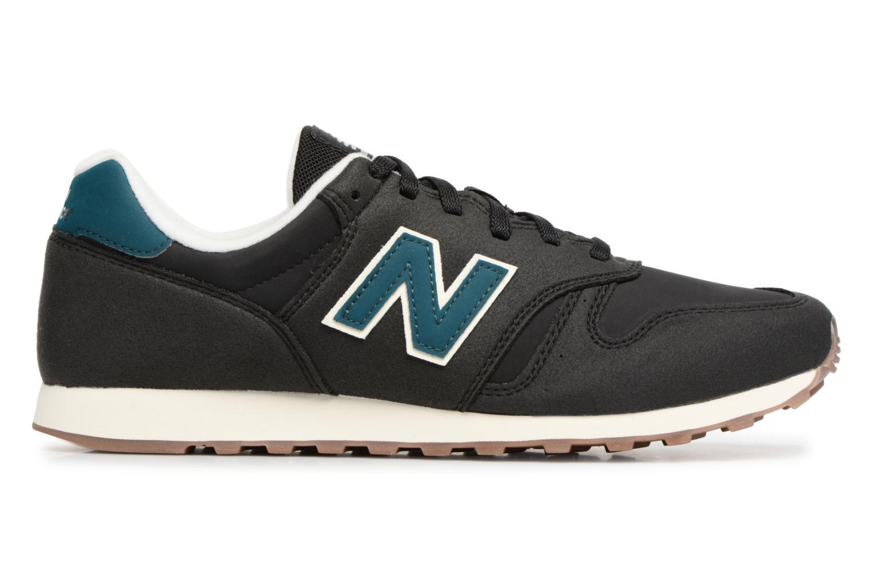 Sneaker New Balance ML373 schwarz ansicht von hinten