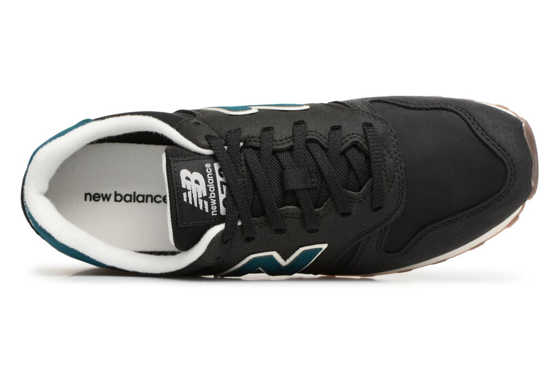 Sneaker New Balance ML373 schwarz ansicht von links