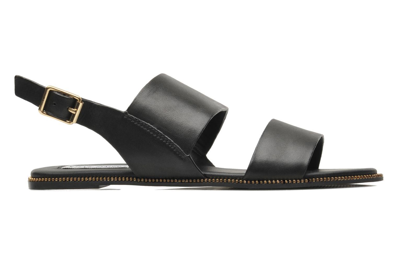 Sandales et nu-pieds Steve Madden SANDDY Noir vue derrière
