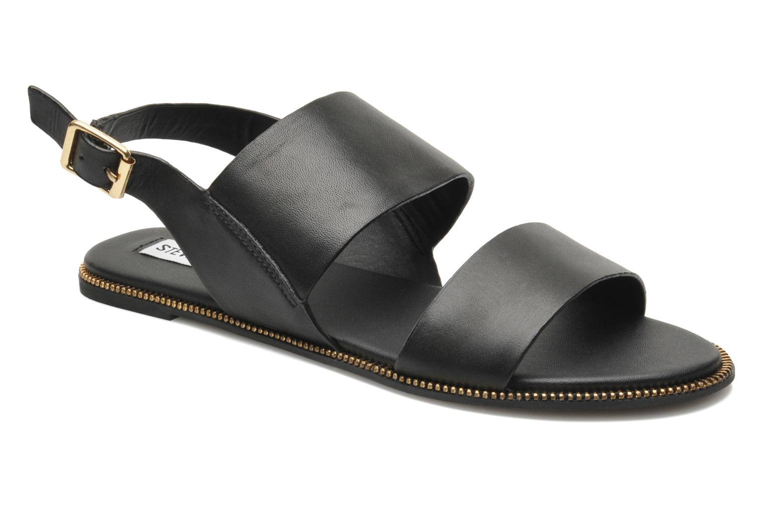 Sandals Steve Madden SANDDY Black detailed view/ Pair view