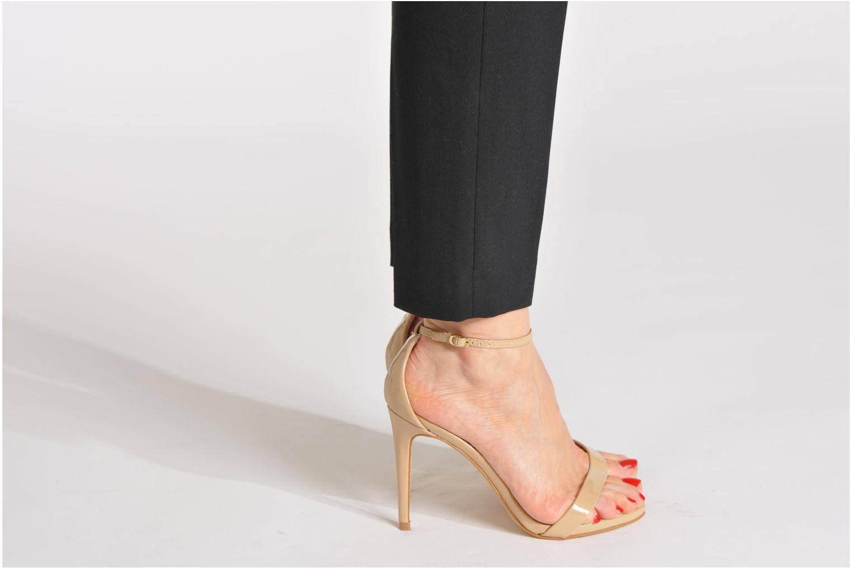 Sandales et nu-pieds Steve Madden Stecy Sandal Noir vue bas / vue portée sac