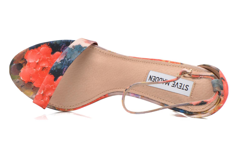 Sandales et nu-pieds Steve Madden Stecy Sandal Multicolore vue gauche