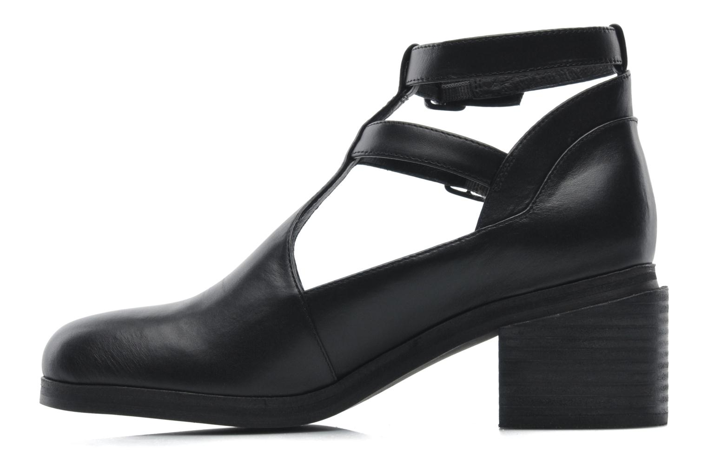 Bottines et boots Intentionally blank Clarke Noir vue face