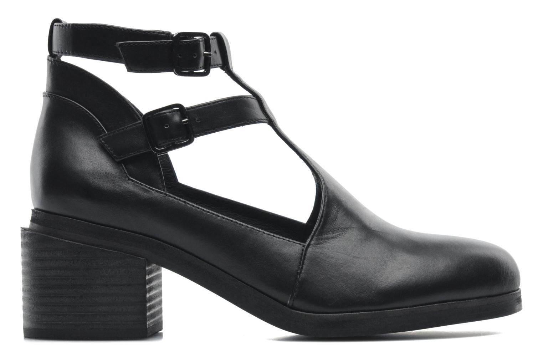 Clarke Black leather