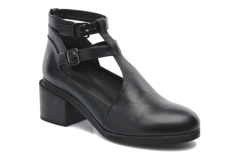 Boots en enkellaarsjes Intentionally blank Clarke Zwart detail