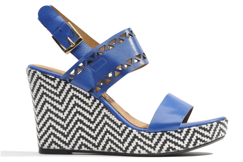 Sandalen Made by SARENZA Bamako #6 blau detaillierte ansicht/modell