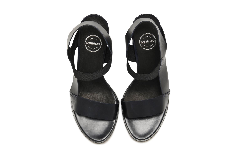 Sandales et nu-pieds Made by SARENZA Pool Party #4 Bleu vue portées chaussures