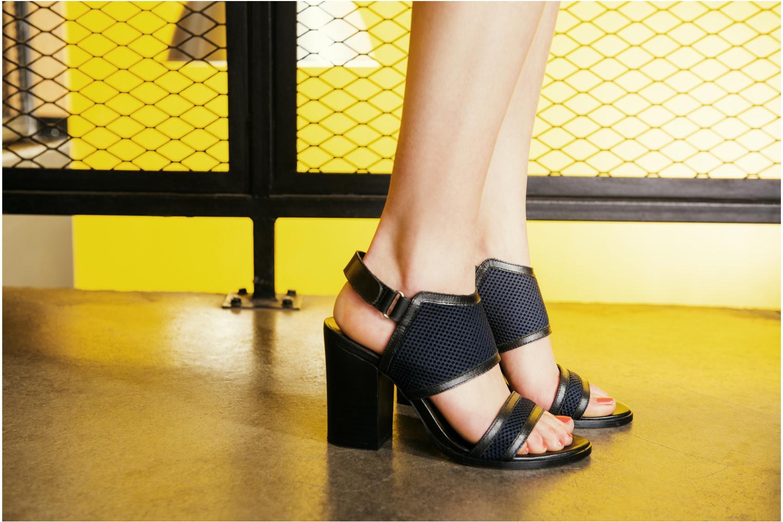 Sandalen Made by SARENZA Pool Party #1 blau 3 von 4 ansichten