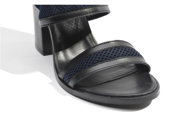 Sandalen Made by SARENZA Pool Party #1 blau ansicht von oben