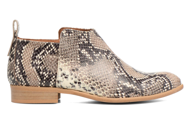 Bottines et boots Made by SARENZA Rock-a-hula #7 Beige vue détail/paire