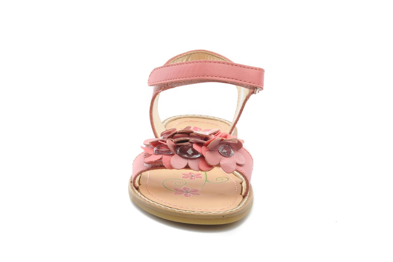 Sandales et nu-pieds Primigi Mireya Rose vue portées chaussures