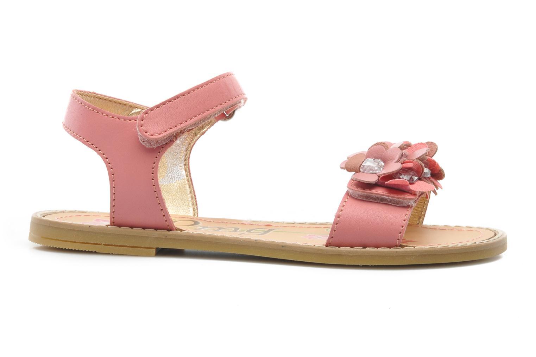 Sandales et nu-pieds Primigi Mireya Rose vue derrière