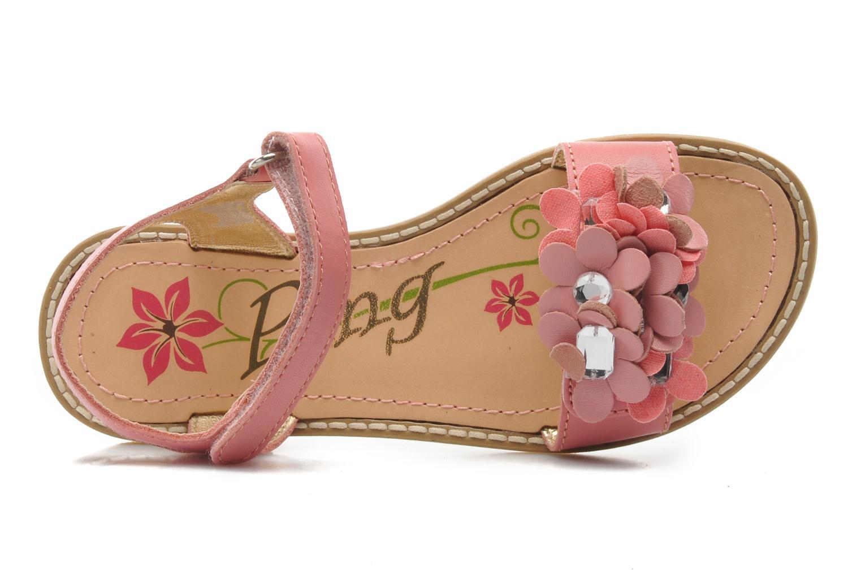 Sandales et nu-pieds Primigi Mireya Rose vue gauche