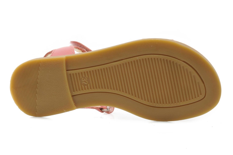 Sandales et nu-pieds Primigi Mireya Rose vue haut