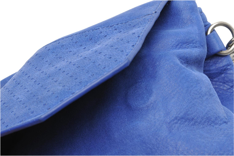 Sacs à main Nat & Nin L'Azuréen Bleu vue gauche