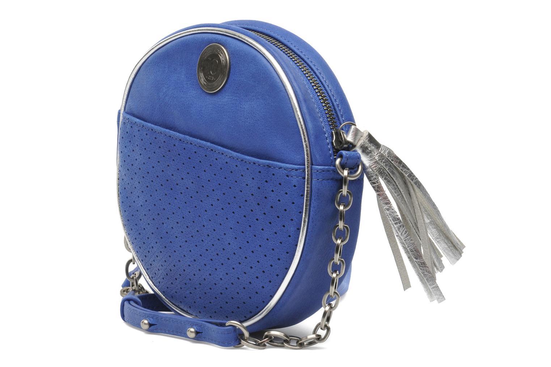 Handbags Nat & Nin Coney Island Blue view from the right
