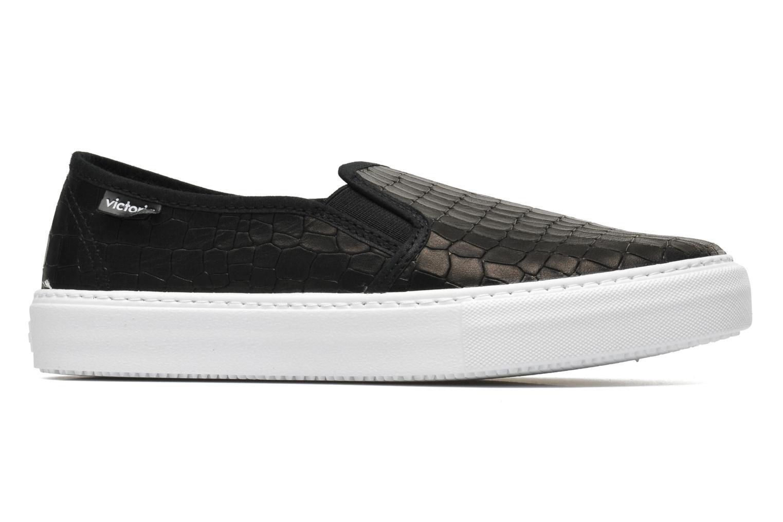 Sneakers Victoria Slip-on Grabada Nero immagine posteriore